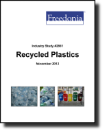 Recycled Plastics - Demand and Sales Forecasts, Market Share, Market Size, Market Leaders