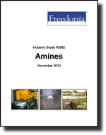 Amines  - The Freedonia Group - Industry Market Research