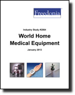 World Home Medical Equipment  - The Freedonia Group - Industry Market Research