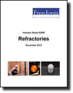 Refractories  - The Freedonia Group - Industry Market Research