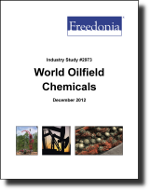 World Oilfield Chemicals  - The Freedonia Group - Industry Market Research