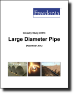Large Diameter Pipe  - The Freedonia Group - Industry Market Research
