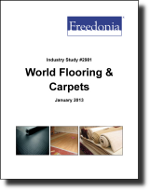 World Flooring & Carpets  - The Freedonia Group - Industry Market Research