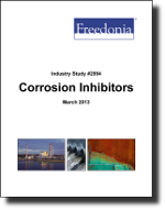Corrosion Inhibitors  - The Freedonia Group - Industry Market Research