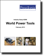 World Power Tools  - The Freedonia Group - Industry Market Research