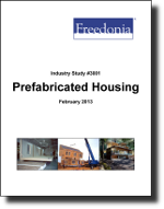 Prefabricated Housing  - The Freedonia Group - Industry Market Research