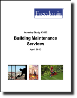 Building Maintenance Services - Demand and Sales Forecasts, Market Share, Market Size, Market Leaders