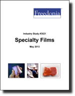 Specialty Films  - The Freedonia Group - Industry Market Research