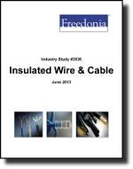 Insulated Wire & Cable  - The Freedonia Group - Industry Market Research