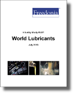 World Lubricants  - The Freedonia Group - Industry Market Research