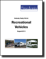 Recreational Vehicles  - The Freedonia Group - Industry Market Research