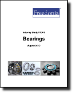 Bearings  - The Freedonia Group - Industry Market Research
