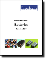 Batteries  - The Freedonia Group - Industry Market Research