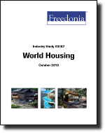 World Housing - The Freedonia Group - Industry Market Research