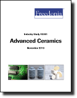 Advanced Ceramics - The Freedonia Group - Industry Market Research