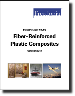 Fiber-Reinforced Plastic Composites - The Freedonia Group - Industry Market Research