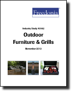 Outdoor Furniture & Grills - The Freedonia Group - Industry Market Research