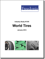World Tires - The Freedonia Group - Industry Market Research
