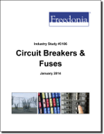 Circuit Breakers & Fuses - The Freedonia Group - Industry Market Research