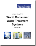 World Consumer Water Treatment Systems - The Freedonia Group - Industry Market Research