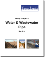 Water & Wastewater Pipe - Demand and Sales Forecasts, Market Share, Market Size, Market Leaders