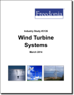 Wind Turbine Systems - The Freedonia Group - Industry Market Research