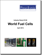World Fuel Cells - Demand and Sales Forecasts, Market Share, Market Size, Market Leaders