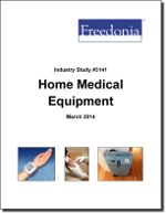 Home Medical Equipment - The Freedonia Group - Industry Market Research