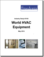 World HVAC Equipment - The Freedonia Group - Industry Market Research