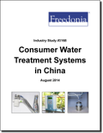 Consumer Water Treatment Systems in China - The Freedonia Group - Industry Market Research