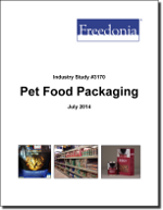 Pet Food Packaging - The Freedonia Group - Industry Market Research