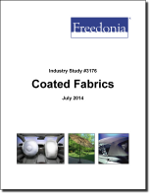 Coated Fabrics - The Freedonia Group - Industry Market Research