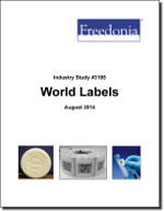 World Labels - The Freedonia Group - Industry Market Research