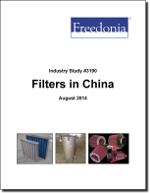 Filters in China  - The Freedonia Group - Industry Market Research