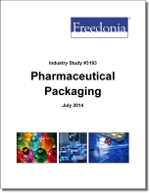Pharmaceutical Packaging Products - The Freedonia Group - Industry Market Research