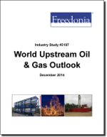 World Upstream Oil & Gas Outlook - The Freedonia Group - Industry Market Research