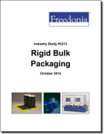Rigid Bulk Packaging - The Freedonia Group - Industry Market Research