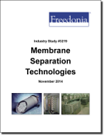 Membrane Separation Technologies - Demand and Sales Forecasts, Market Share, Market Size, Market Leaders