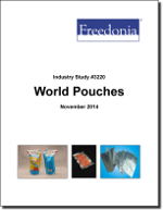 World Pouches - Demand and Sales Forecasts, Market Share, Market Size, Market Leaders