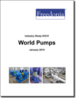 World Pumps - The Freedonia Group - Industry Market Research