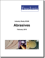 Abrasives - The Freedonia Group - Industry Market Research