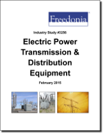 Electric Power Transmission & Distribution Equipment - The Freedonia Group - Industry Market Research
