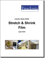 Stretch & Shrink Film - The Freedonia Group - Industry Market Research