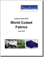 World Coated Fabrics - The Freedonia Group - Industry Market Research