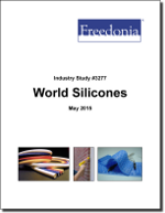 World Silicones - The Freedonia Group - Industry Market Research