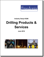 Drilling Products & Services - The Freedonia Group - Industry Market Research