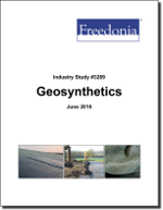 Geosynthetics - The Freedonia Group - Industry Market Research