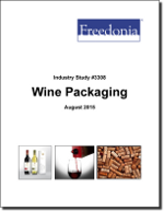 Wine Packaging - The Freedonia Group - Industry Market Research