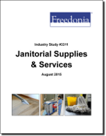 Janitorial Equipment & Supplies - The Freedonia Group - Industry Market Research