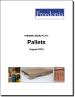 Pallets - Demand and Sales Forecasts, Market Share, Market Size, Market Leaders